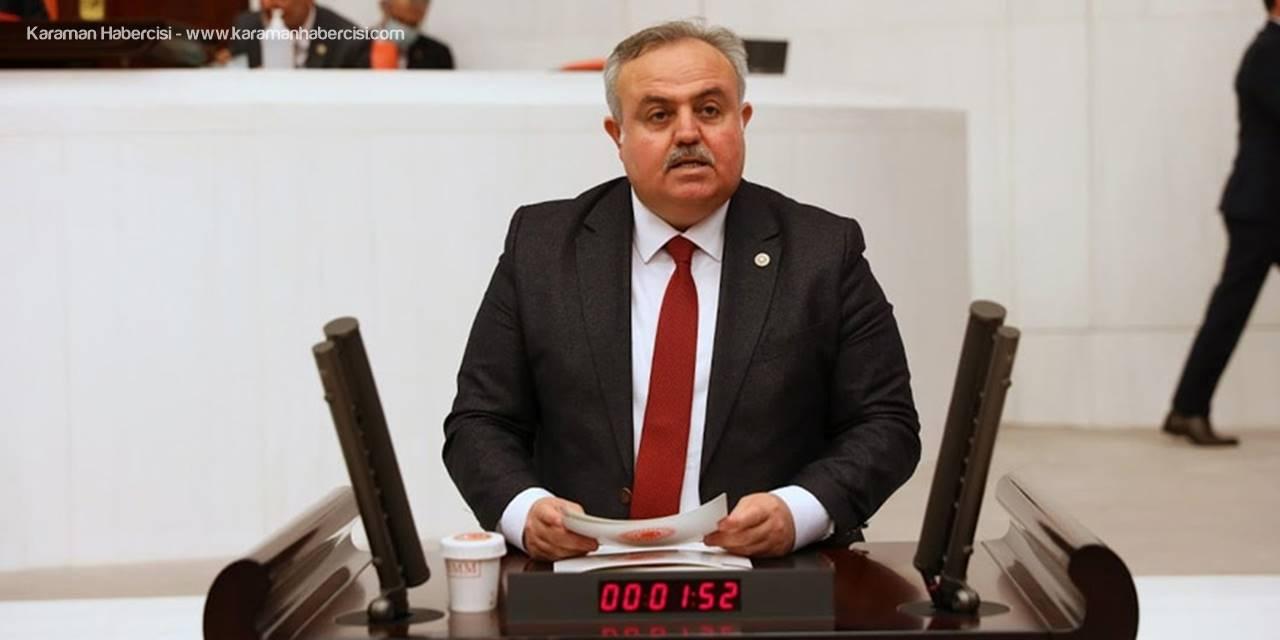 Ak Parti Karaman Milletvekili Dr. Recep Şeker Kurban Bayramı Mesajı