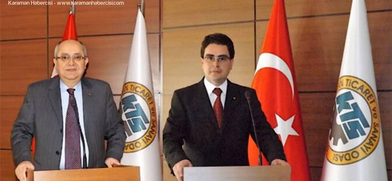 Karaman TSO Başkanlarının Berat Kandili Mesajı
