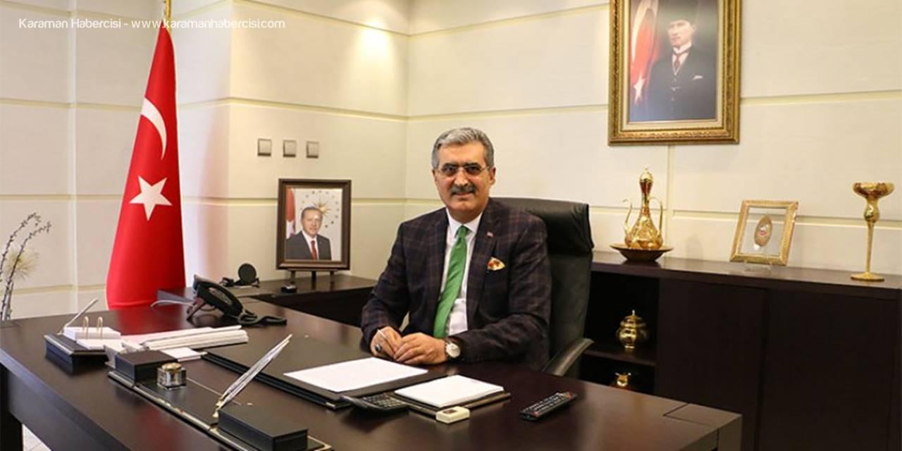 PANKOBİRLİK Genel Başkanı Recep Konuk Kurban Bayramı Mesajı