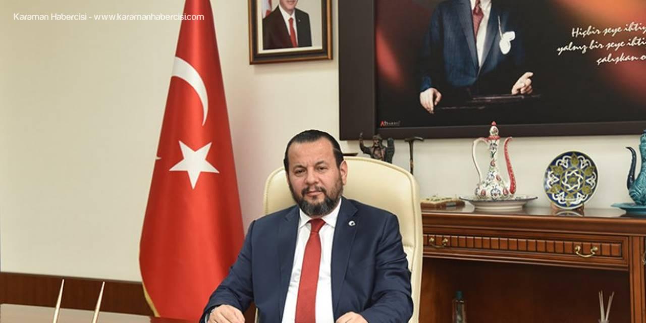KMÜ Rektörü Prof. Dr. Mehmet Akgül Kurban Bayramı Mesajı