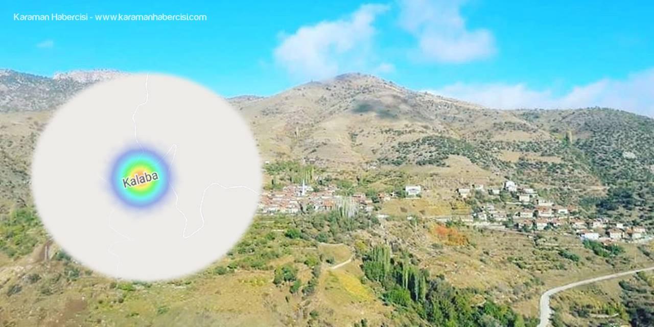 Karaman'da Bayramda Bol Ziyaretçi Alan Köy Karantinaya Alındı