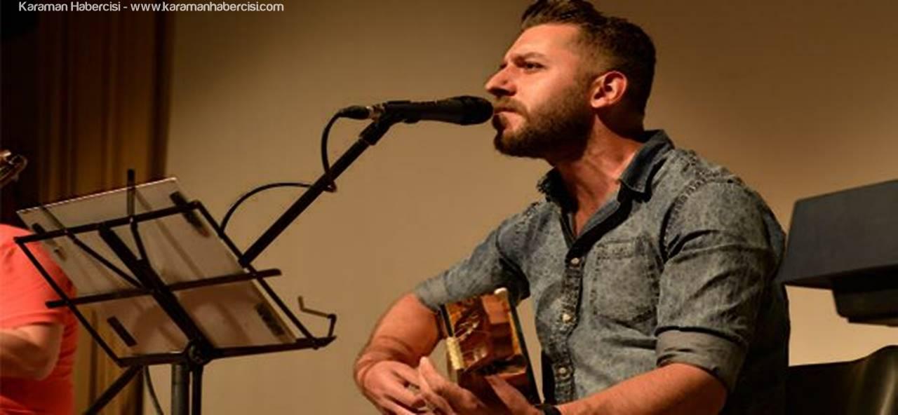 KMÜ'de Halk Müziği Konseri Düzenlendi