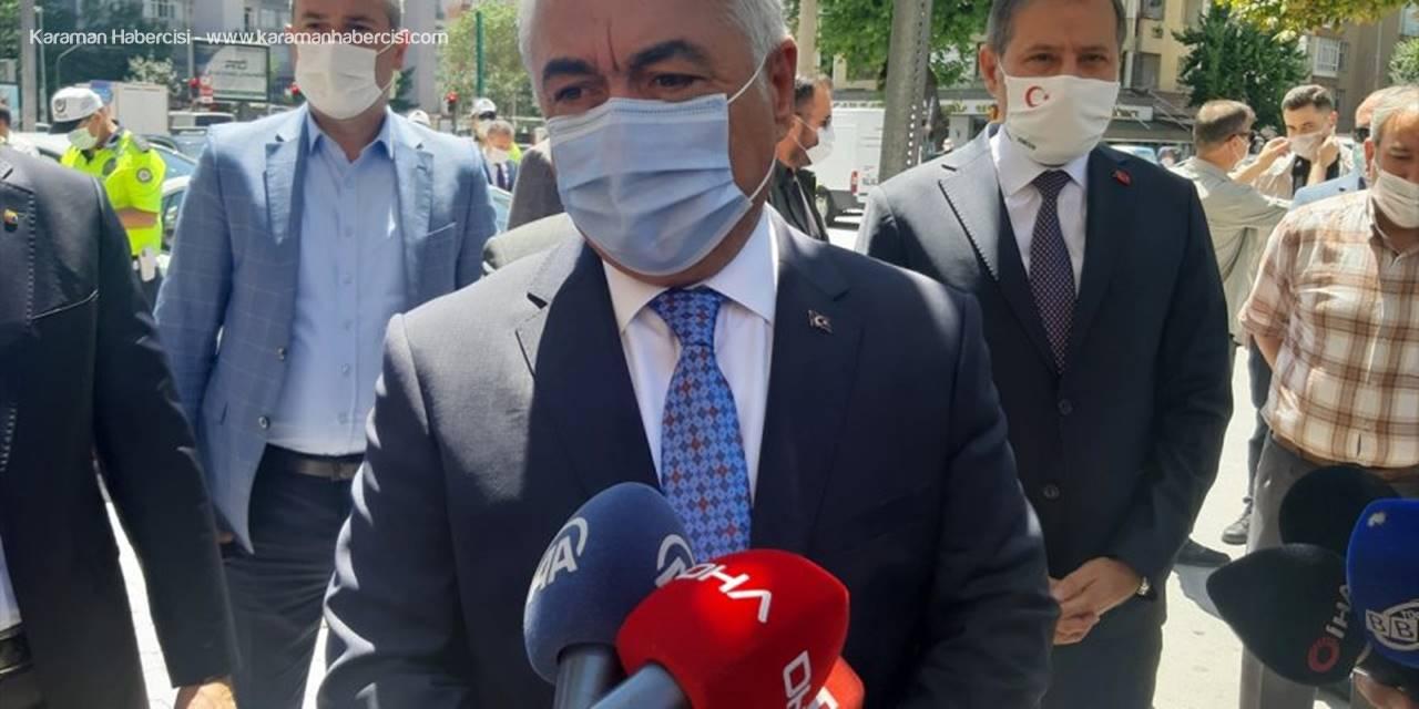 Konya'da Üst Düzey Korona Denetimleri