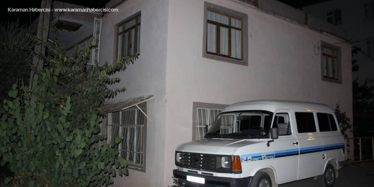 Antalya'da Arkadaşların Tartışması Cinayetle Bitti