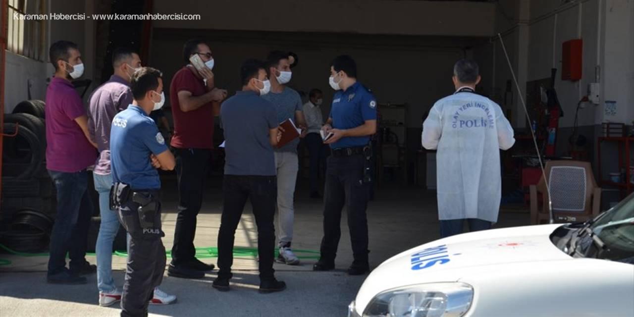 Karaman'da Çıkan Tartışmada Bir Kadın Vuruldu