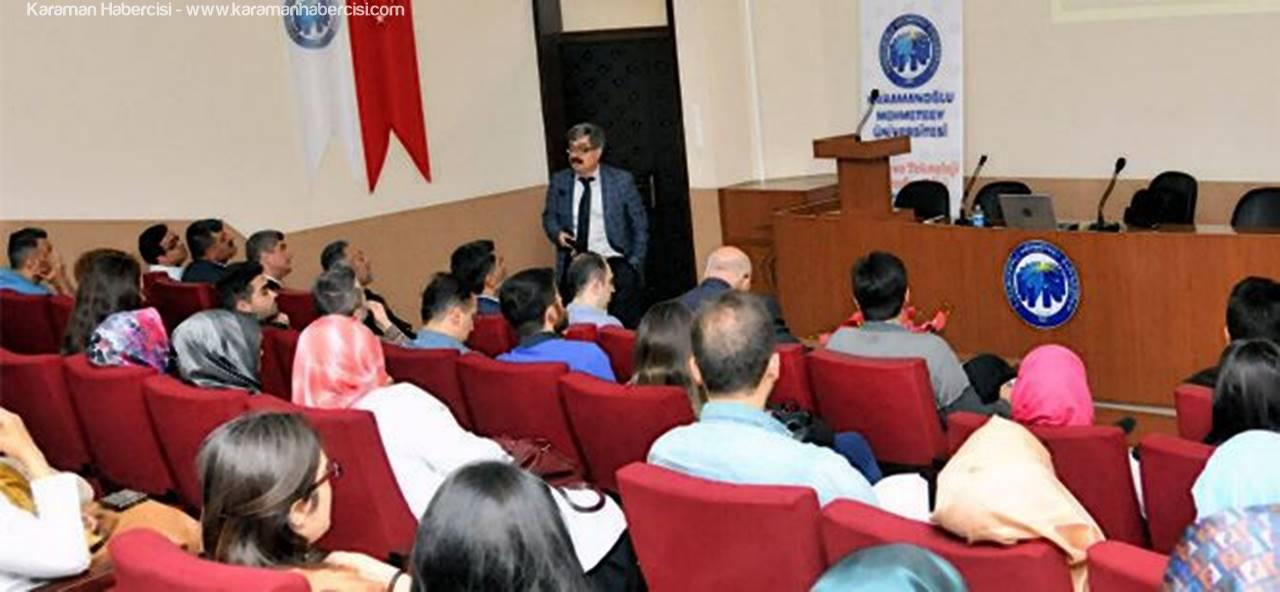 KMÜ'lü Öğrencilere Girişimcilik Desteği