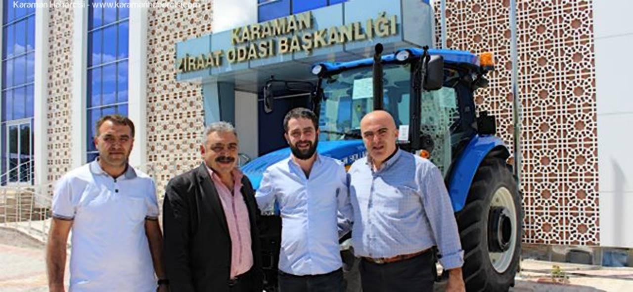 Özkurt Traktörle Adrese Teslim Sipariş