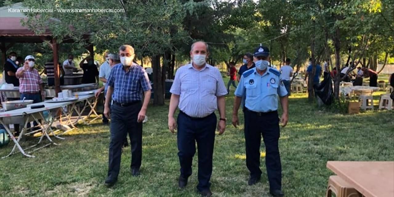Aksaray'da Kovid-19 Nedeniyle Düğünlere 2 Saat Sınırlaması