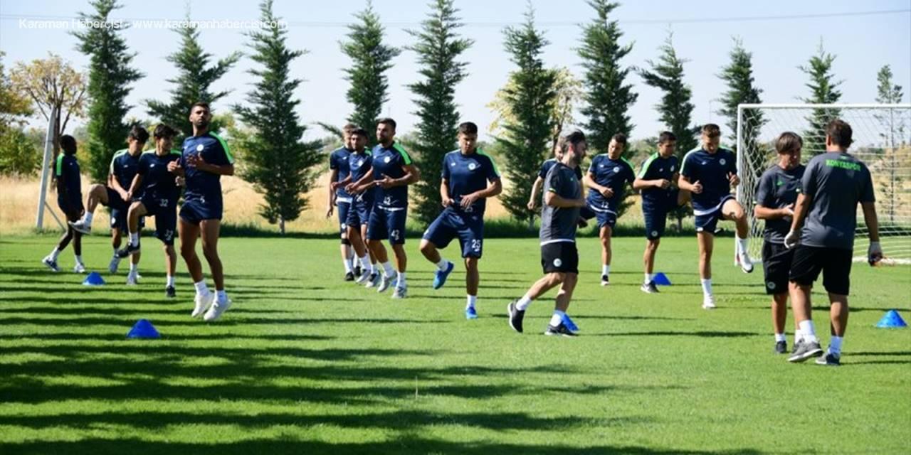 İttifak Holding Konyaspor, Yeni Sezon Hazırlıklarını Sürdürdü