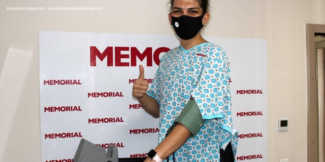 Bellona Kayseri Basketbol'da Oyuncular Sağlık Kontrolünden Geçirildi