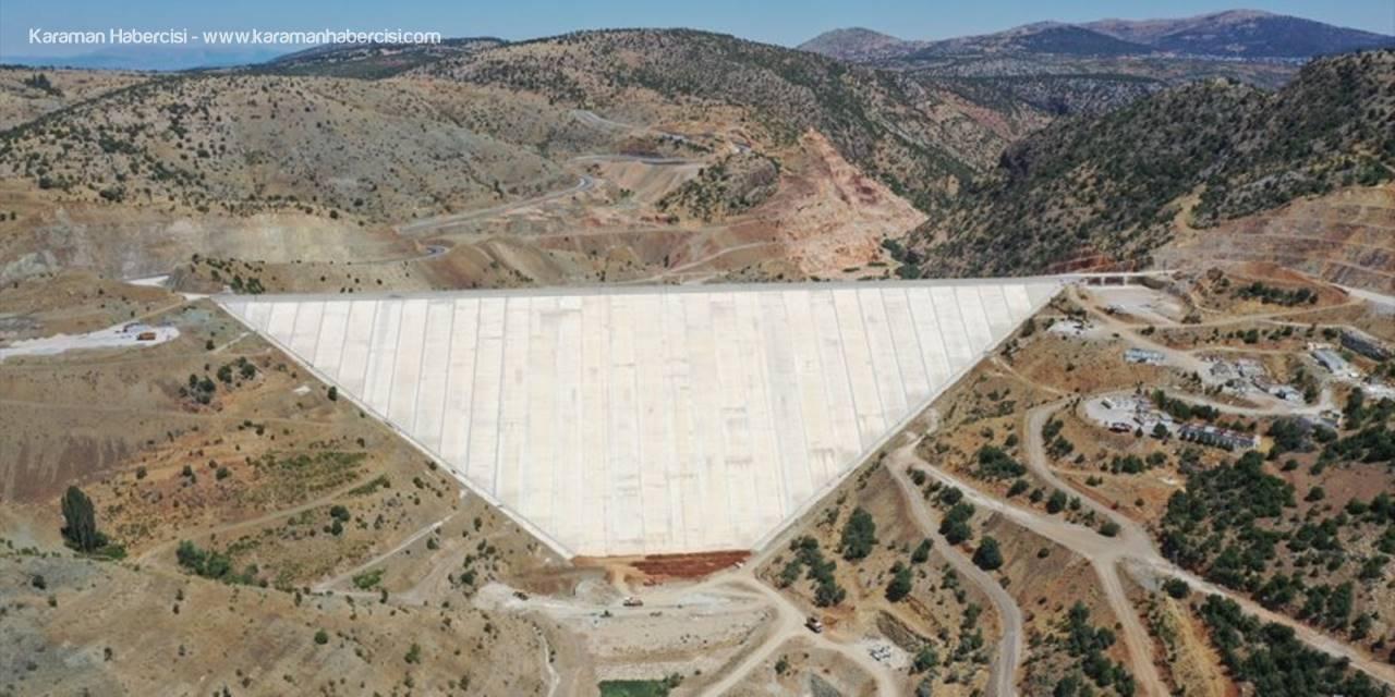 Bozkır Barajı, Su Tutmaya Hazırlanıyor