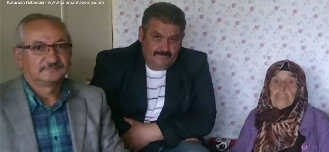 MHP Sarıveliler'de Şehit Ailelerini Ziyaret Etti