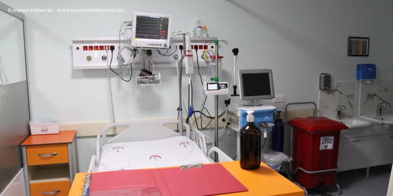 Niğde Ömer Halisdemir Üniversitesi Hastanesine 24 Yataklı Yoğun Bakım Servisi Yapıldı