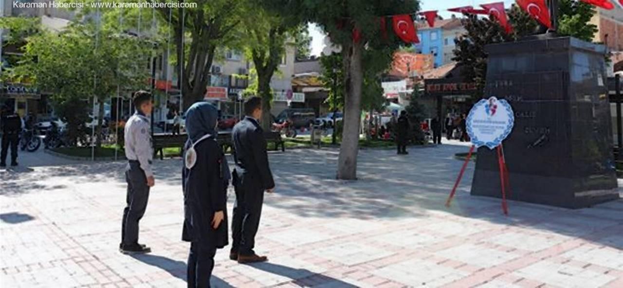 Karaman'da Gençlik Haftası Etkinlikleri Başladı