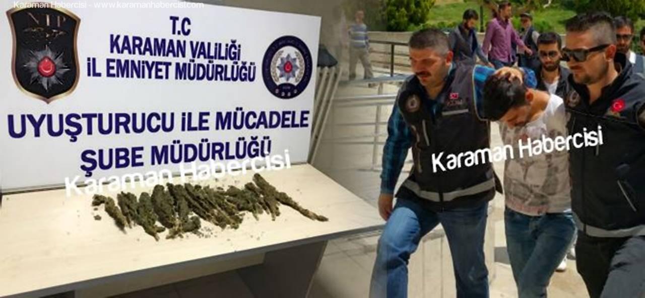 Karaman'da Firari Torbacı Aranıyor