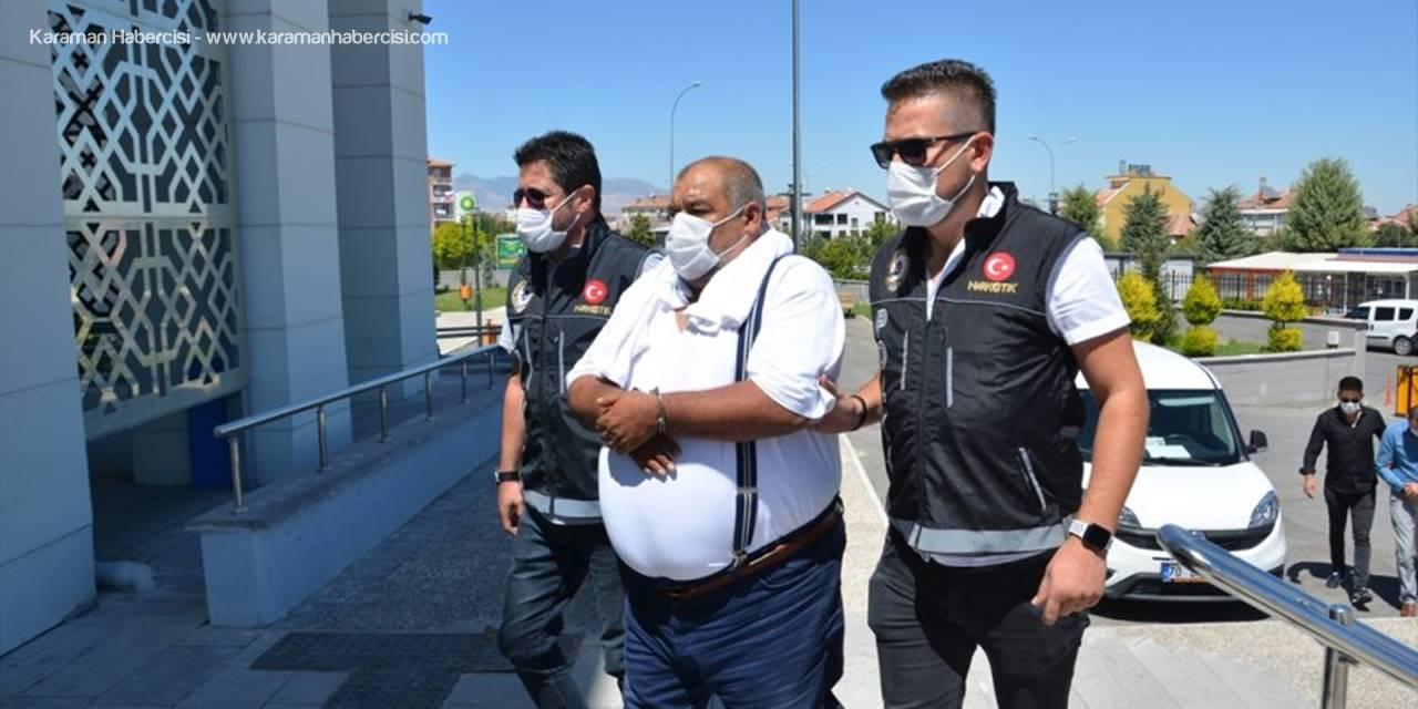 Karaman'da Dolandırıcılık Şüphelisi 2 Kişi Tutuklandı