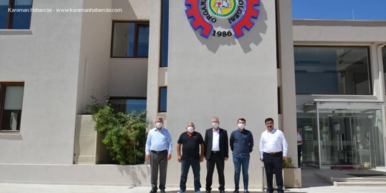 Niğde Osb'de 4 Firmaya Arsa Tahsisi Yapıldı