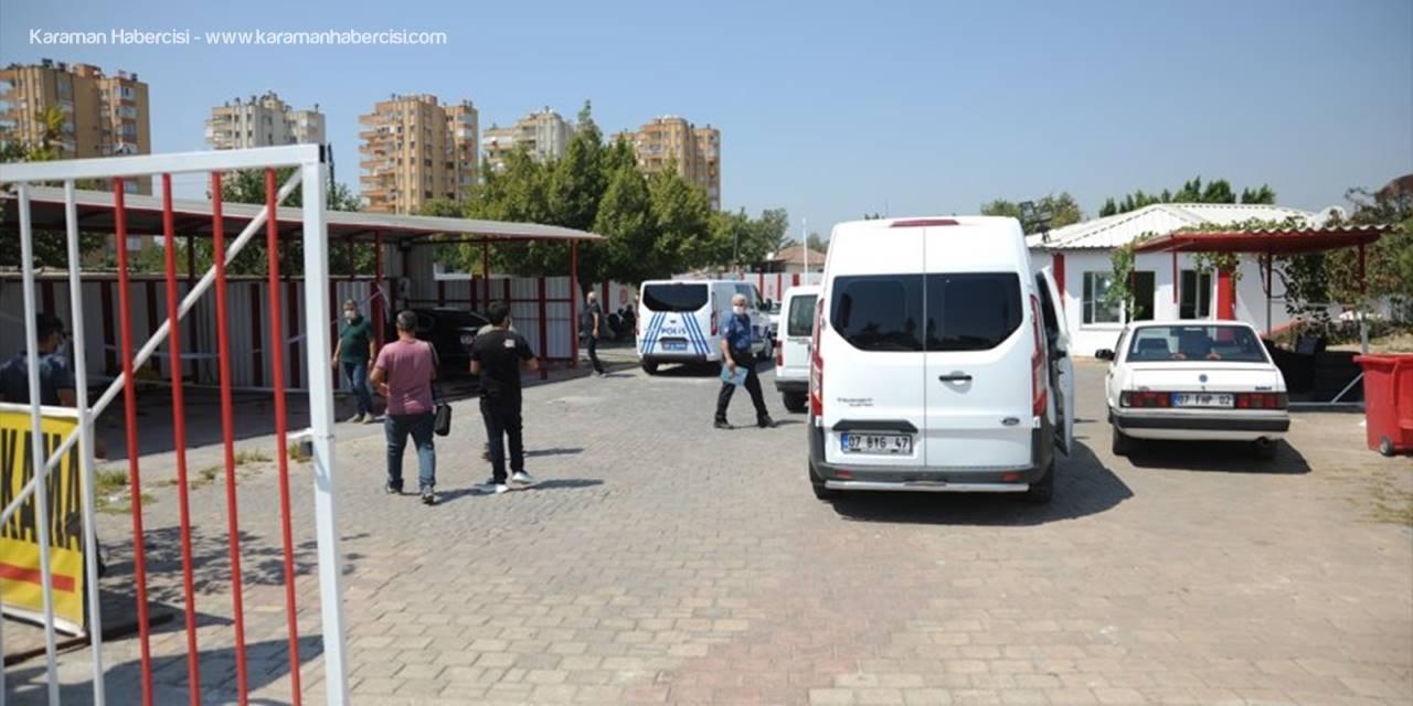 Antalya'da Düşerek Başını Beton Zemine Çarpan Genç Yaşamını Yitirdi