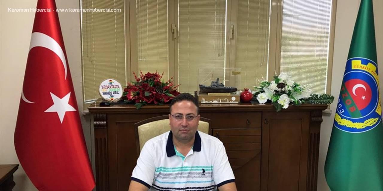 Tarsus Ziraat Odası Başkanı Avcı, Çiftçileri Hırsızlara Karşı Uyardı