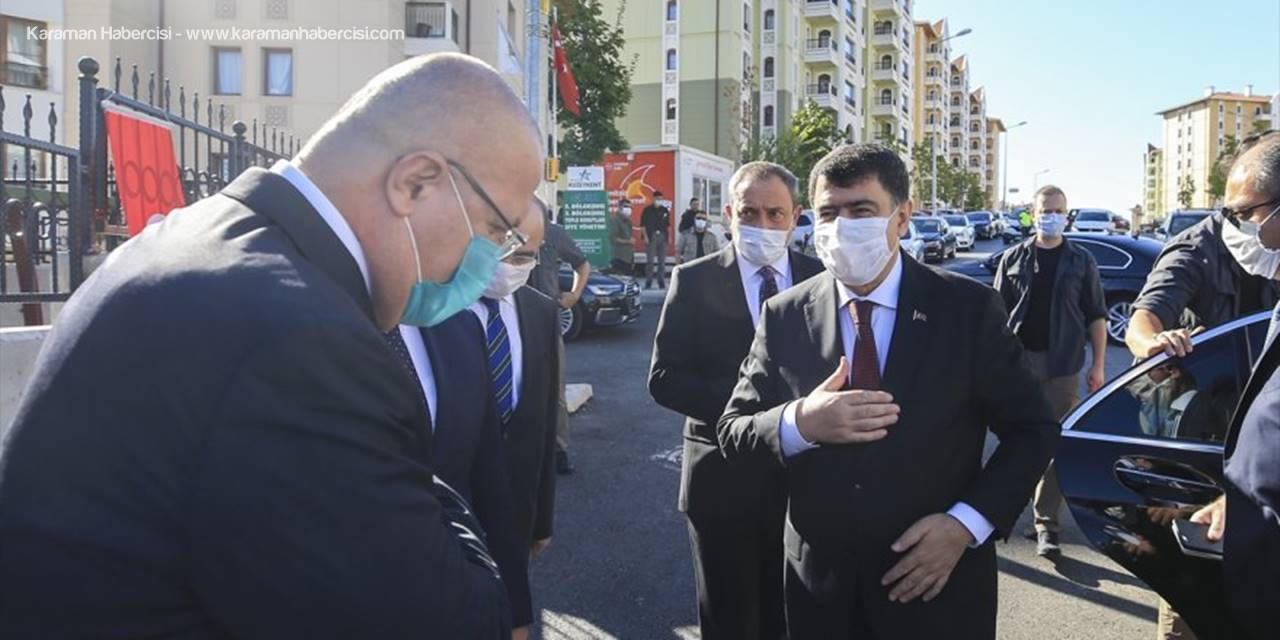 Başkentte Kuzeykent Polis Merkezi Hizmete Açıldı