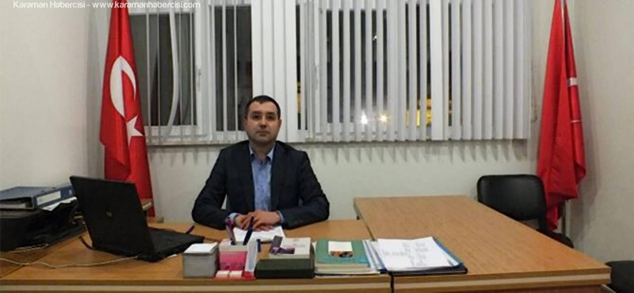 MHP İlçe Başkanı Ünüvar'dan Kongre Açıklaması