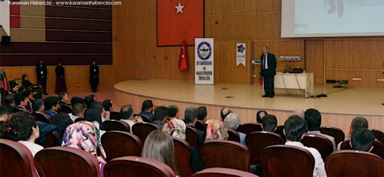KMÜ'de 'Bütçe Hakkı, Denetim ve Sayıştay Denetçiliği' Konferansı