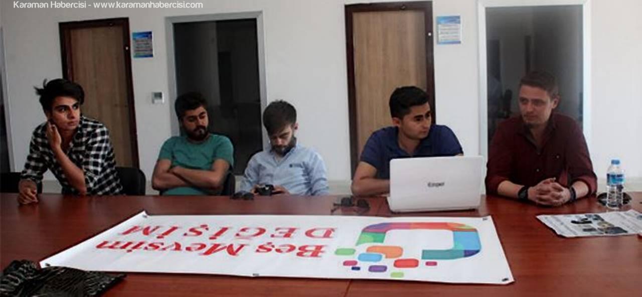 KMÜ'de 'Kronik Hastalık  İslamofobi' Konuşuldu