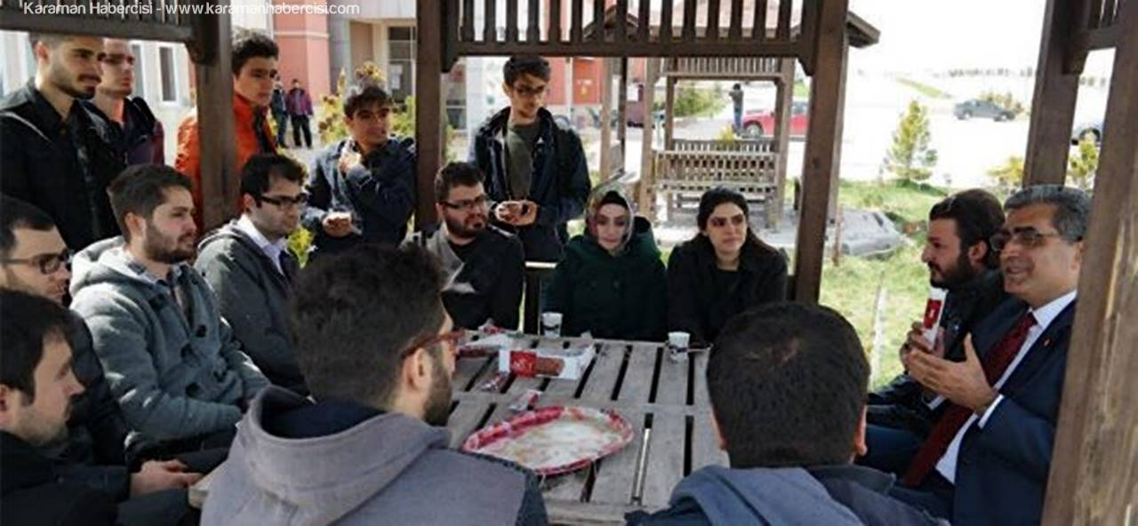 AK Parti Karaman Milletvekili Konuk'un, 19 Mayıs Mesajı