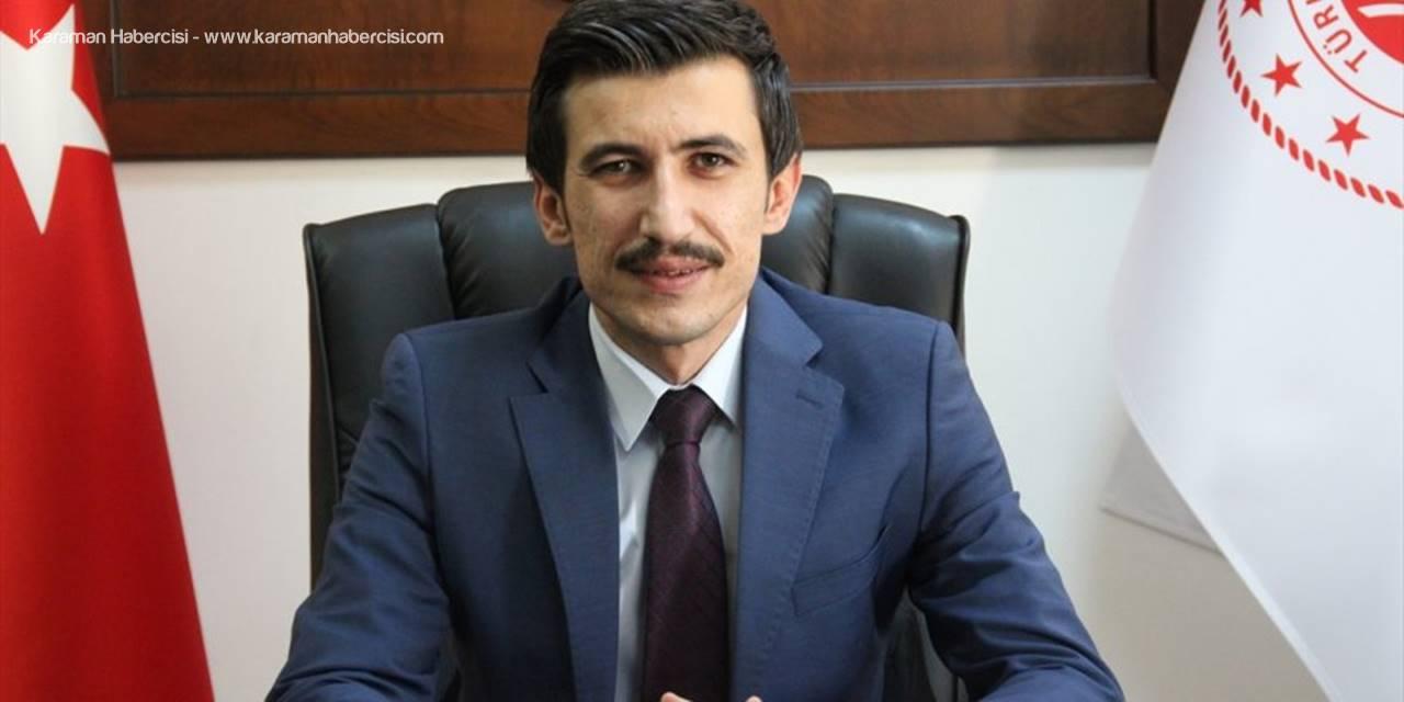 Korkuteli Cumhuriyet Başsavcısı Kınacı Göreve Başladı