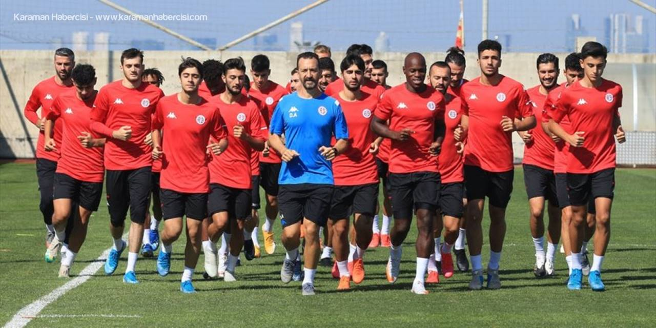 Antalyaspor'da Yeni Sezon Hazırlıkları Sürüyor