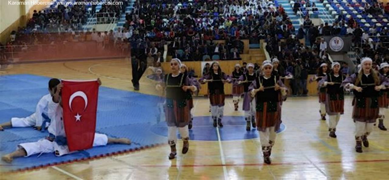 Karaman'da Coşkulu Kutlama