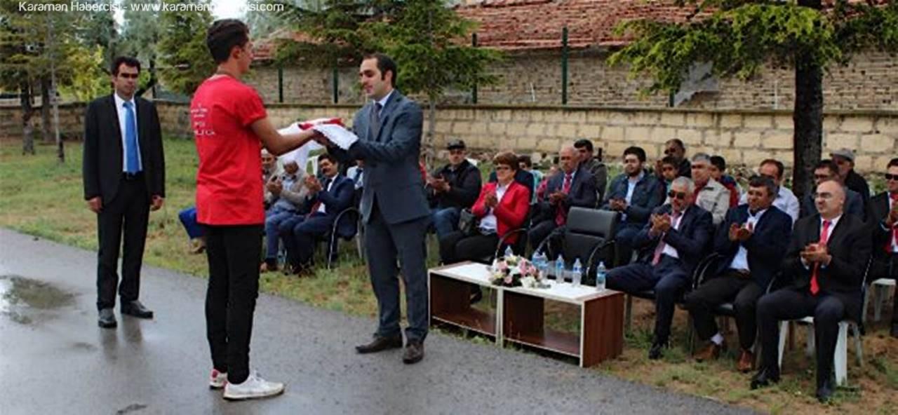 Kazımkarabekir'de Coşkulu Kutlama