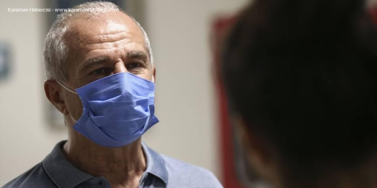 20 Yıl Önce Görev Yaptığı Hastaneye Kovid-19 Tedavisi İçin Döndü