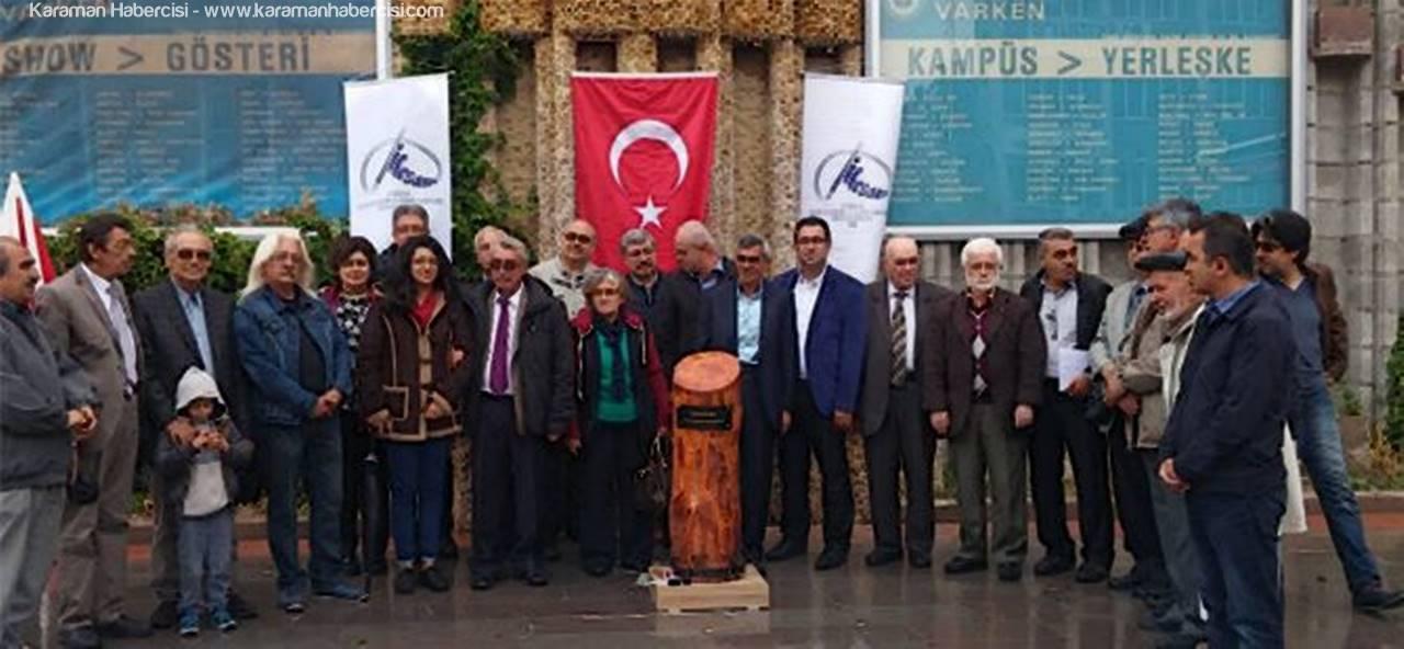 2.Türk Dili Edebiyatçılar Buluşması Karaman'da Gerçekleşti