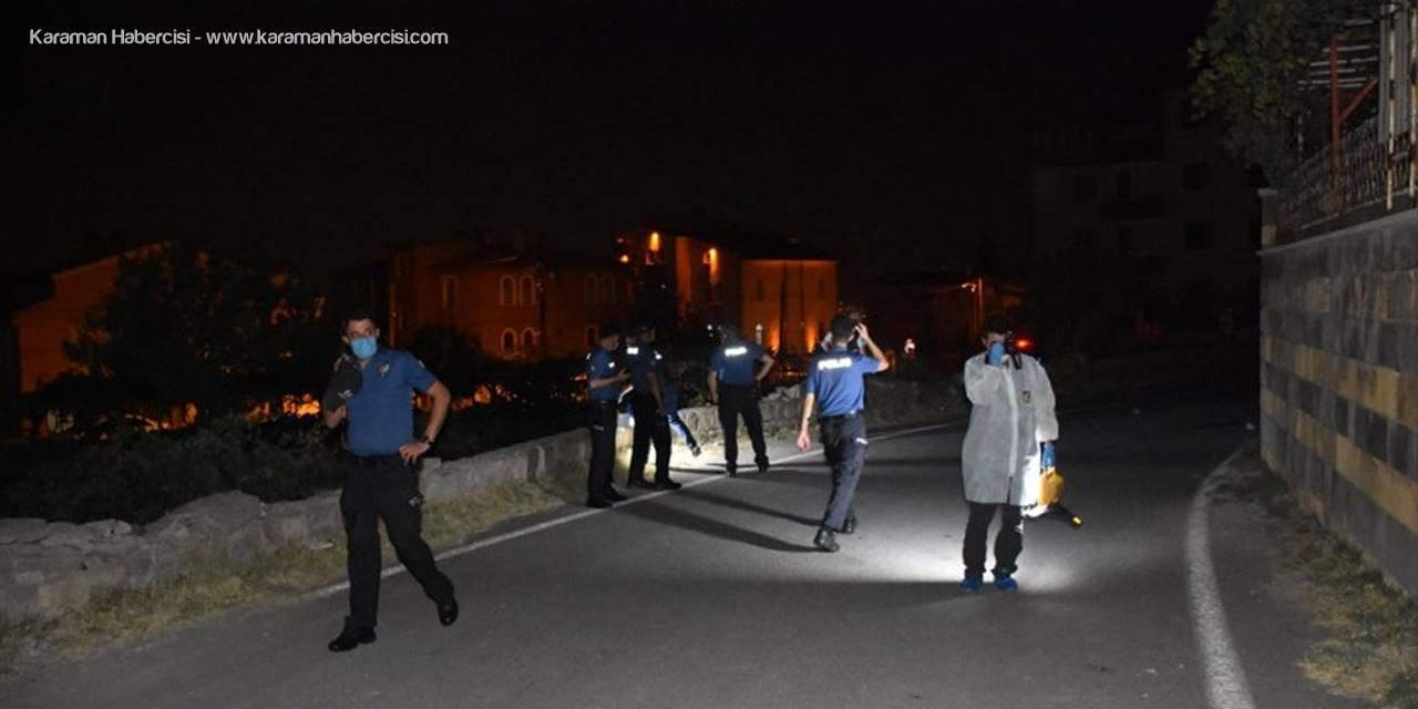 Kayseri'de Komşular Arasında Çıkan Kavgada İki Kişi Yaralandı
