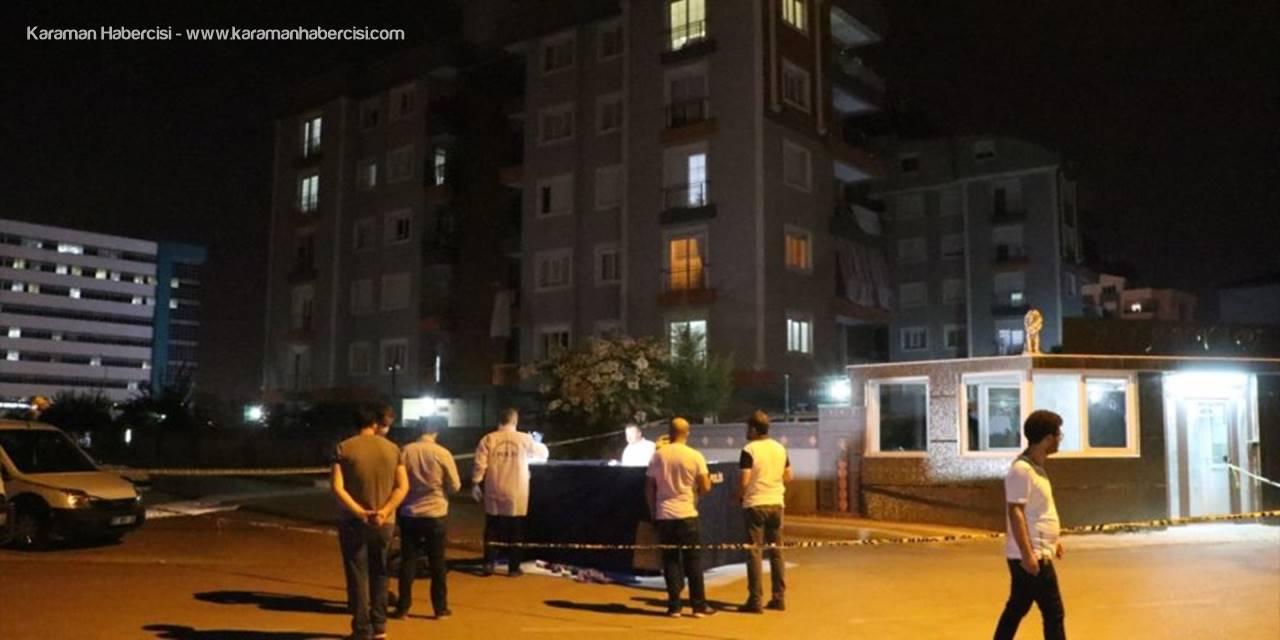 Antalya'da Ortakların Kavgası Ölümle Bitti