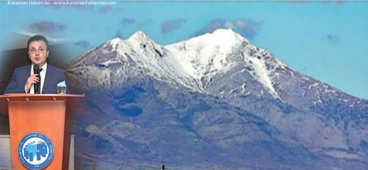 Hacıbaba Dağı Çevresinde Epigrafi Araştırmaları