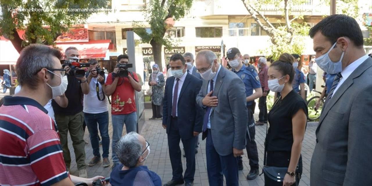 Eskişehir'de Kovid-19 Tedbirleri Kapsamında Denetim
