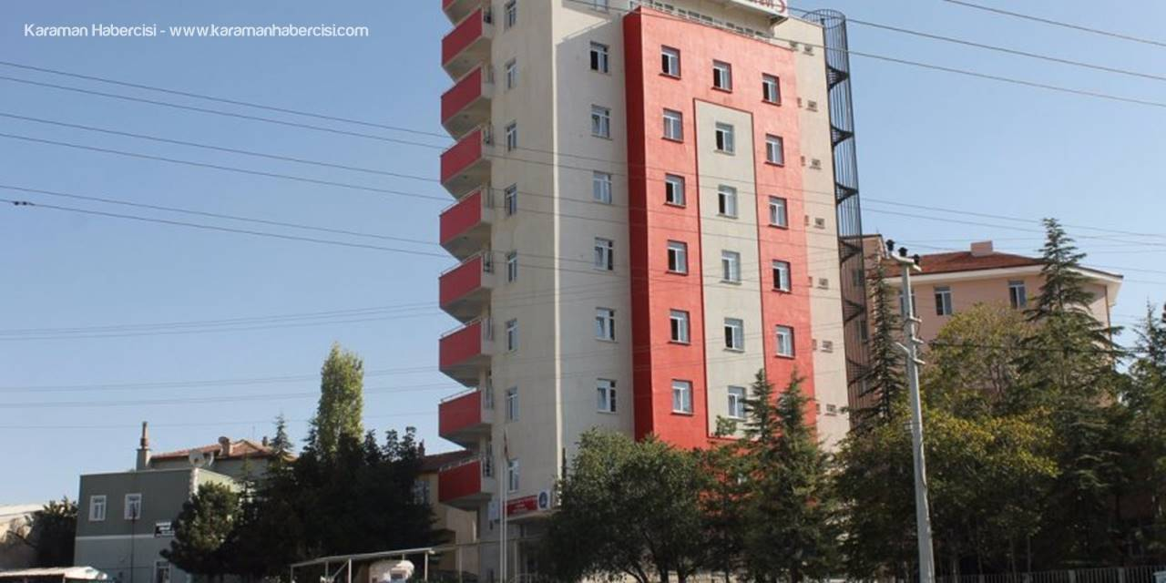 Karaman'da Karantinaya Uymayanlara Yurt Hapsi