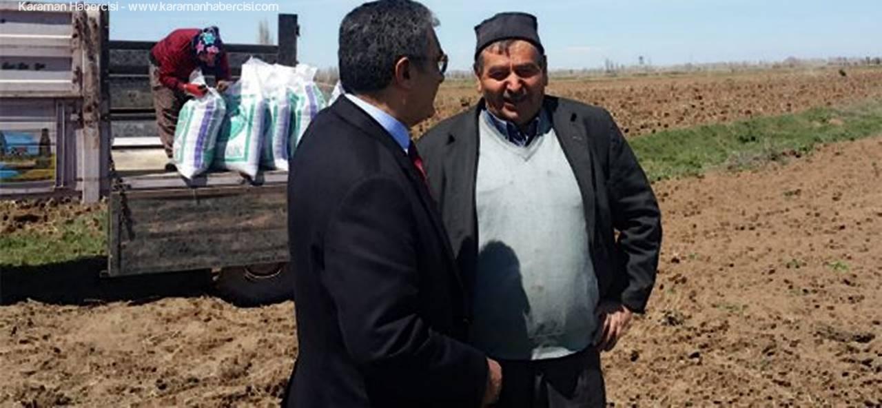 Konya Şeker'den Çiftçiye Ramazan Avansı