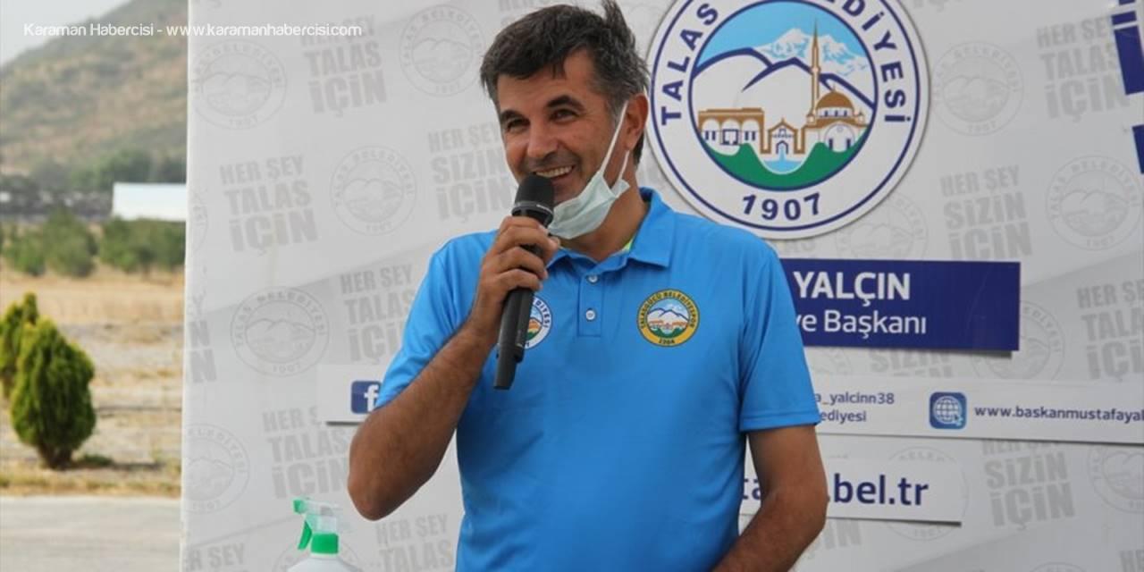"""""""Atlı Dayanıklılık Yarışmaları"""" Kayseri'de Sona Erdi"""