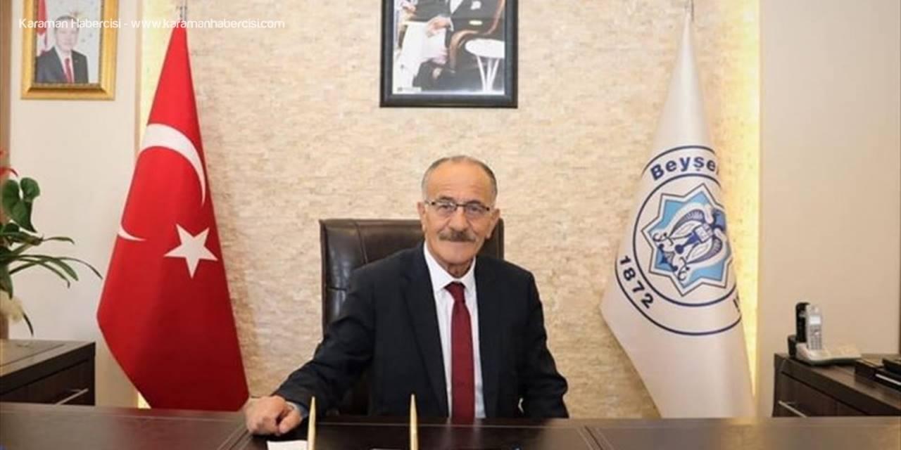 Beyşehir Belediye Başkanı Bayındır'ın Kovid-19 Testi Pozitif Çıktı
