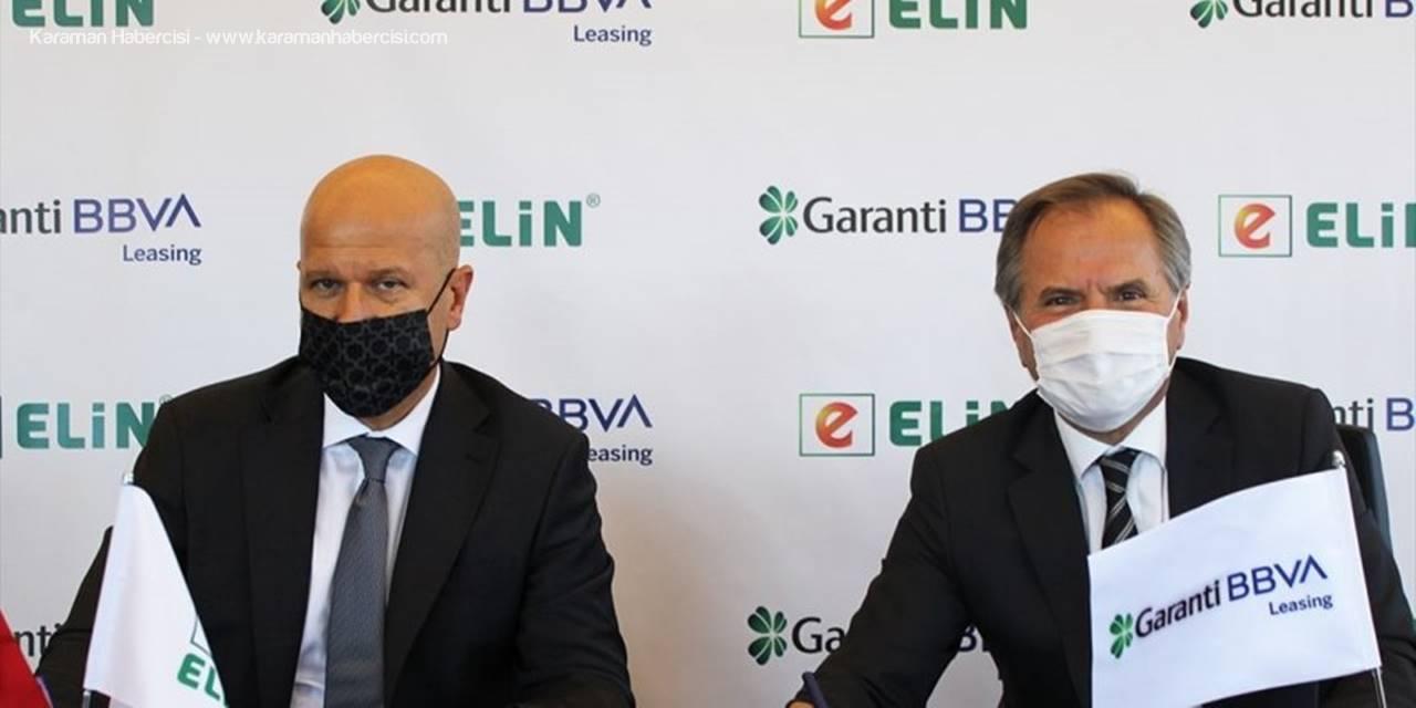 Garanti BBVA Leasing Ve Elin Enerji İş Birliği Protokolü İmzaladı