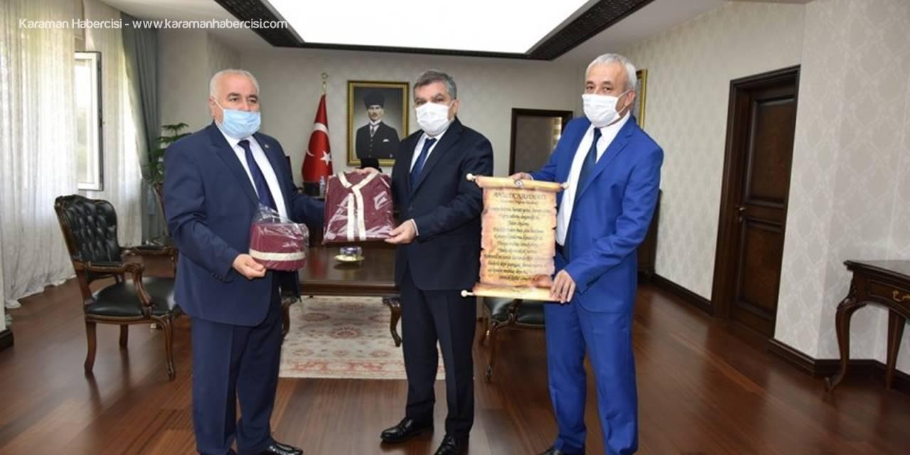 Karaman'da Ahilik Haftası Kutlamaları