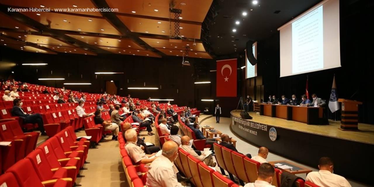 """Kayseri'deki Millet Bahçesine """"Recep Tayyip Erdoğan"""" İsmi Verilecek"""