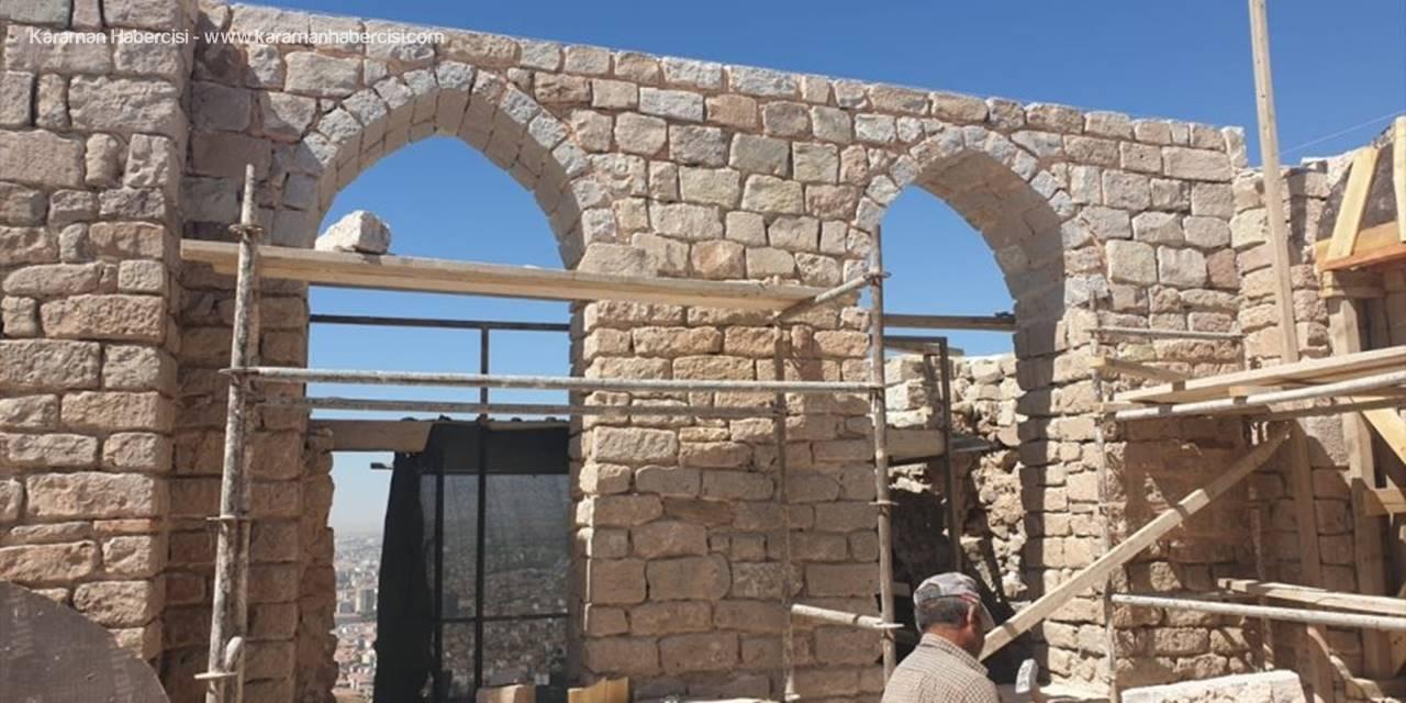 Aksaray'da Bulunan II. Kılıç Arslan Türbesi Restore Ediliyor