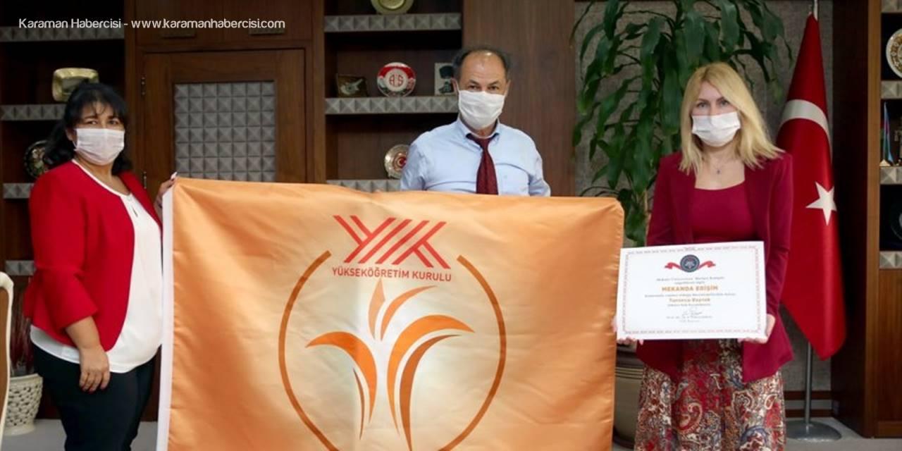 """Akdeniz Üniversitesine 3 """"Engelsiz Üniversite"""" Ödülü"""