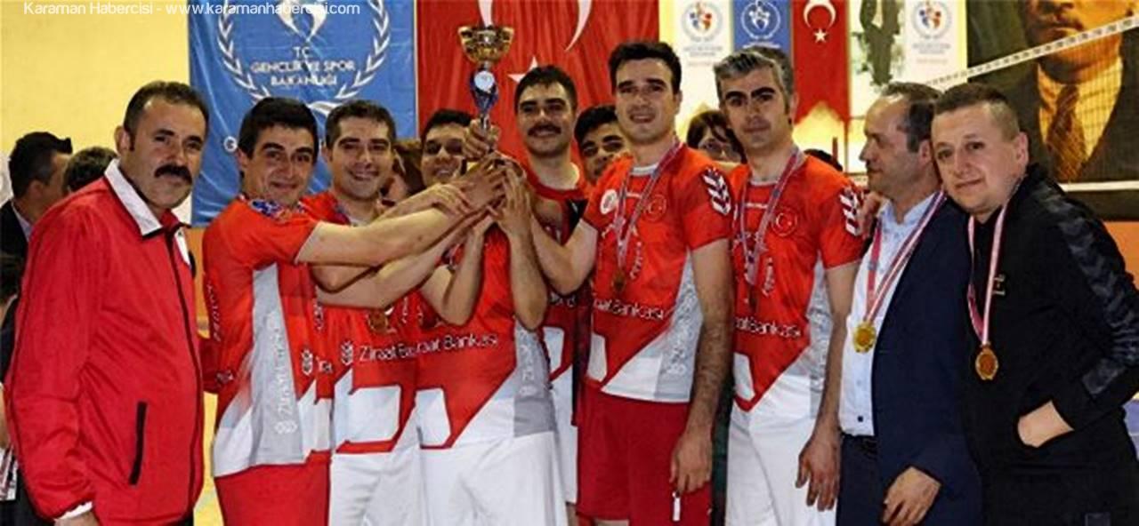 Şampiyon Ziraat Bankası