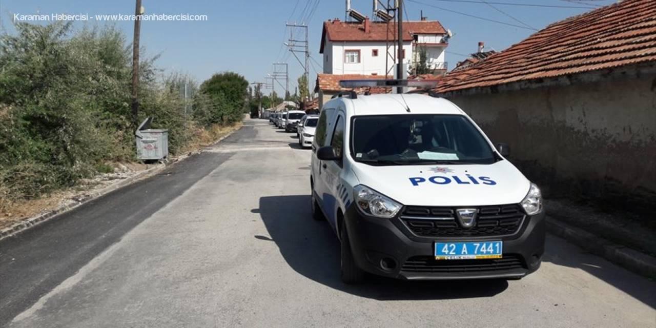 Konya'da 87 Yaşındaki Kişi, Tartıştığı Eşini Silahla Öldürüp İntihar Etti