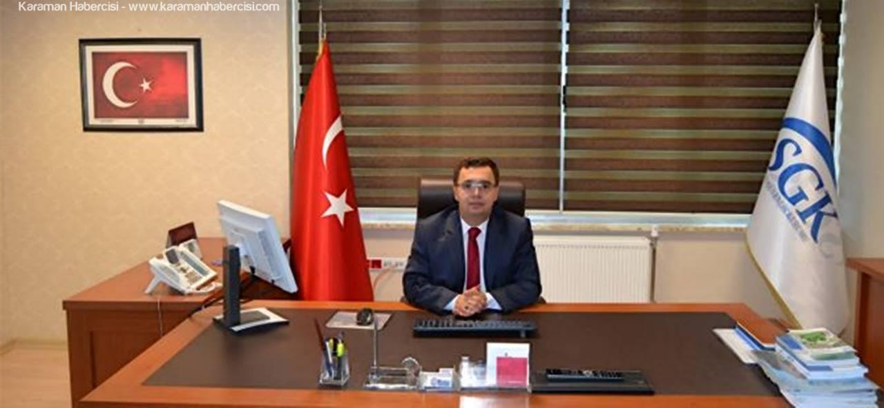 Karaman SGK'da Bilgilendirme Toplantısı Düzenlenecek